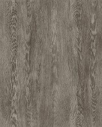Quarter Sawn Wood Wallpaper Light Brown by