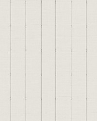In Stitches Stripe Wallpaper Taupe Charcoal by