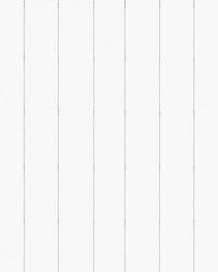 In Stitches Stripe Wallpaper Sage Cream by