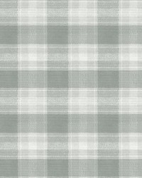 Woven Buffalo Check Wallpaper Sage by