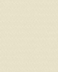 Dancing Ribbon Wallpaper White by