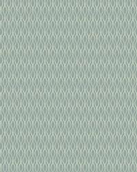 Dancing Ribbon Wallpaper Blue by