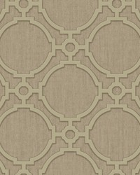 Oculus Wallpaper Brown by