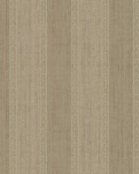 Oculus Stripe Wallpaper Brown by