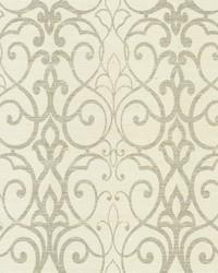 Filigree Trellis Wallpaper Beige by