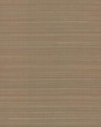 Abaca Weave Wallpaper Brown by