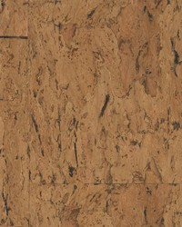 Cork Wallpaper Browns by