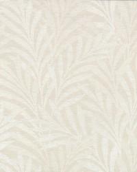 Tea Leaves Stripe Wallpaper Neutral by