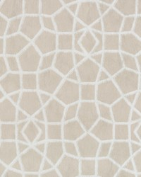 Sculptural Web Wallpaper Beige by