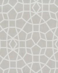 Sculptural Web Wallpaper Lt Grey Cream by
