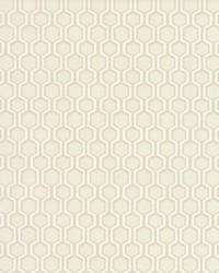 Bee Sweet Wallpaper Tan by