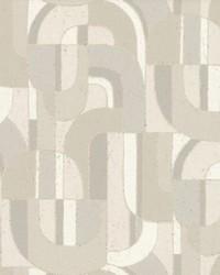 Sculpture Garden Wallpaper Neutrals by