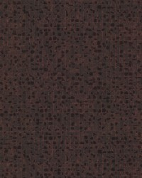 Leather Lux Wallpaper Brown by