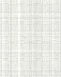 Shirting Plaid Wallpaper Gray by