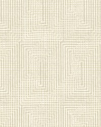 Right Angle Weave Wallpaper Tan by