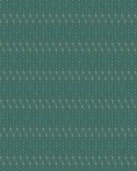 Art Deco Geometric Wallpaper Green by