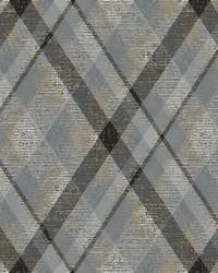 Diamond Plaid Wallpaper Grey by