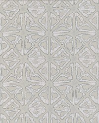 Empire Diamond Wallpaper Silver Taupe by