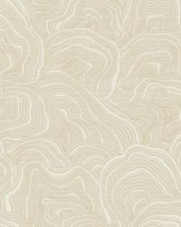 Geodes Wallpaper Cream by