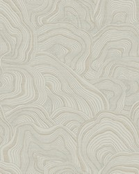 Geodes Wallpaper Taupe by