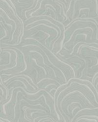 Geodes Wallpaper Grey by