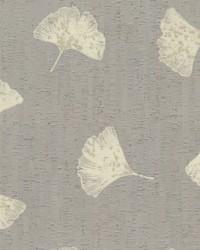 Gingko Wallpaper Metallics Beiges by