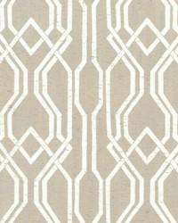 Balanced Trellis Wallpaper White Off Whites by