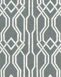Balanced Trellis Wallpaper Blues White Off Whites by