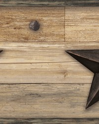 Pallet Star Border  Browns by
