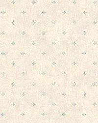 Ditzy Spot Wallpaper  White Off Whites by