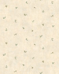 Leaf Toss Wallpaper  White Off Whites by