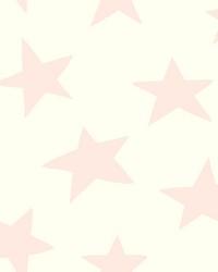 Starlight Wallpaper Pinks by