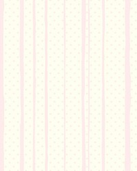 All Mixed Up Wallpaper Pinks White Off Whites by