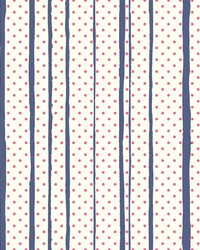 All Mixed Up Wallpaper Pinks Blues by