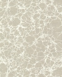 Calacatta Marble Wallpaper - Metallic Metallics by