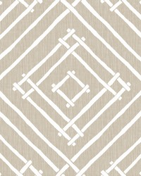 Chez Bamboo Pressed Linen by