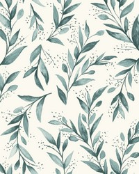 Olive Branch  Weekends Teal by