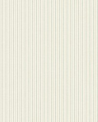 French Ticking  Light Blue by