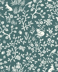 Fox & Hare  Weekends Teal by