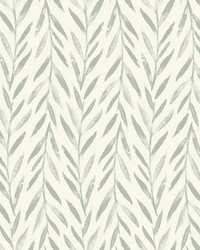 Willow Wallpaper Grey by