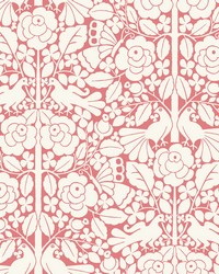 Fairy Tales Wallpaper Pink by