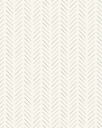 Pick-Up Sticks Wallpaper Blue by