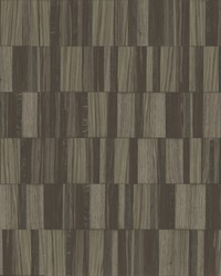 Gilded Wood Tile Wallpaper Driftwood by