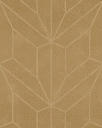 Hammered Diamond Inlay Wallpaper Gold by