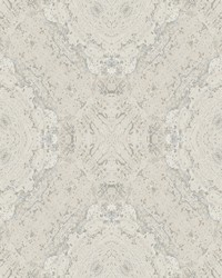 Cork Infinity Wallpaper Light Grey by