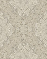 Cork Infinity Wallpaper Taupe by