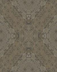 Cork Infinity Wallpaper Brown by