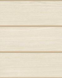 Cerused Woodgrain Wallpaper Blonde Wood Gold by