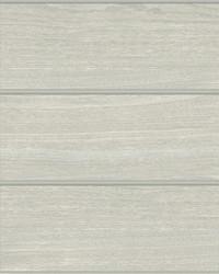 Cerused Woodgrain Wallpaper Grey Silver by
