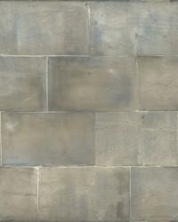 Quarry Block Wallpaper Blue by
